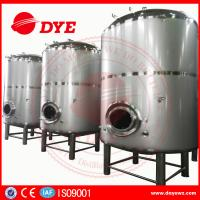 Quality 3000L Sanitary Stainless Steel Wine Tanks For Brewery / Beer Brewing Tanks for sale