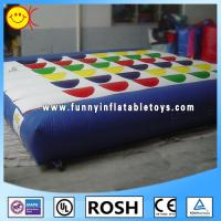 Quality Commercial Giant Inflatable Mattress / Inflatable Cushion For Jumping for sale