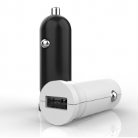 Quality FCC ROHS 18W 5V1A Single USB Car Charger for sale