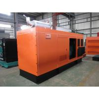 Quality 350KVA Continuous Duty Diesel Generator Cummins Power 60Hz 1800RPM for sale
