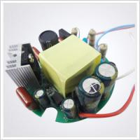 Quality 18 Watt 50 / 60Hz LED Switching Open Frame Power Supply Board DC 12V to 52V for sale