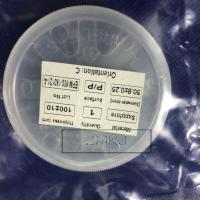 Single Crystal Ultra Thin Sapphire Wafer , Sapphire Substrate 2 Inch 0.1mm Thickness