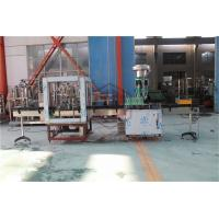 Quality 500-800BPH Carbonated Drink Filling Machine , Beer Bottle Capping Machine for sale