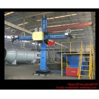 Quality Automatic Welding Manipulator 4 * 4m Welding Working Station For Chemical Industry for sale