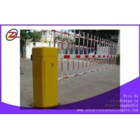 China Waterproof Electronic Barrier Gates Automatic Parking Barrier Fence on sale