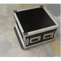 Quality 4u Light Weight Standard  Aluminum Flight Case Mixer Plywood  /  Aluminum DJ Mixer Flight Cases for sale