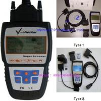 Buy cheap v checker super scanner all in one from wholesalers