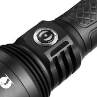 Buy cheap LUMINTOP Custom LED Flashlight Compact Design With One Hand Control ODL20C from wholesalers