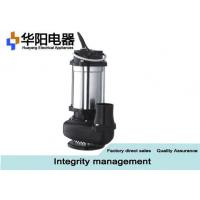 China 1 Hp Commercial Electric Submersible Pump , Submersible Wastewater Pump on sale