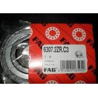 Quality Low Noise FAG Gcr15 Deep Groove Ball Bearings 16016 , Sealed 2HRS Bearing for sale