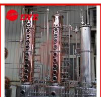 Quality Rum / Gin Mini Industrial Distillation Of Alcoholic Beverages Customized for sale