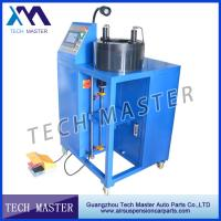 Quality Automatic / Manual Hydraulic Hose Crimping Machine for Air Spring Suspension for sale