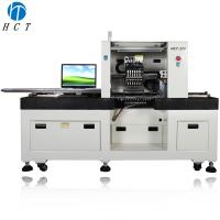 Quality High-speed Semi-auto Pick & Place Machine Model No.: HCT-320 for sale