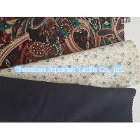 Quality 21W Corduroy Velvet Fabric In Solid Dyed & Corduroy Print Fabric for sale