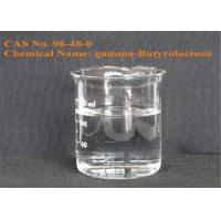 Quality Purity C4H6O2 USP Gamma Butyrolactone 99.5 % GBL 96-48-0 pharmaceutical intermediate for sale