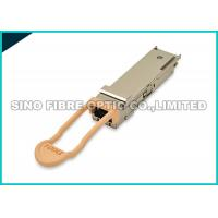 Quality QSFP28 Optical Transceiver Module 100GBASE-SR4 100 Gb / s Data Rate for sale