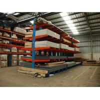 Quality Heavy duty warehouse factory storage cantilever racking for sale