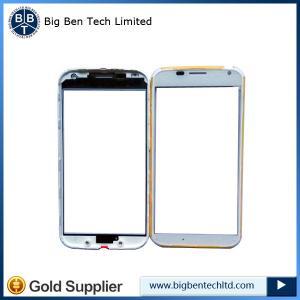 Quality OEM Motorola Moto X XT1058 XT1060 glass lens screen with front bezel frame housing for sale