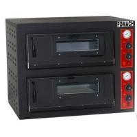Quality Electric Pizza Oven with Pizza Stone 2 Deck Pizza Baking Oven FMX-WE416B for sale