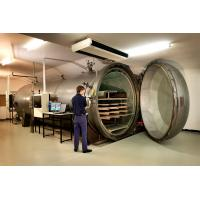 Quality Automatic Wood Autoclave / Autoclave Machine Φ3.2m , for wood treatment for sale