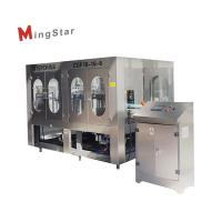 Buy Fully Automatic Industrial Pet Mineral Water Bottle Plant High Production Speed at wholesale prices