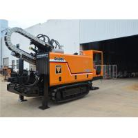 Buy Rotation Hydraulic System HDD Drilling Machine Pipe Pulling 120RPM at wholesale prices