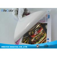 Quality Inkjet PP 7Mil Self Adhesive Backed Printer Paper For Large Format Printing for sale