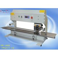 Quality Four Optional Speed Automatic Pcb Depanelizer For Pcb 460mm / Can Customize Length for sale