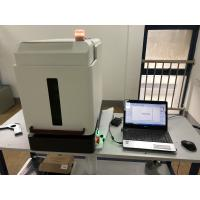 Quality 20W Portable Laser Marking Machine / Laser Printing Machine On Metal Full Enclosed Design for sale