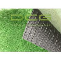 Quality 60mm Height Green Outdoor Artificial Grass Football Turf For FIFA Games for sale