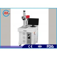 Quality Co2 Mini Industrial Laser Marking Machines For Non - Metal Fast Speed Engraving for sale