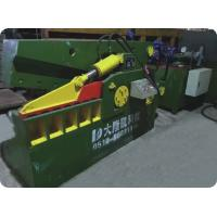 Quality Manual Operated Alligator Metal Shear / Alligator Machinery For Scrap Metal for sale