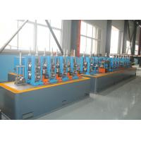 Quality Round Pipe Making Machine / Welded ERW Pipe Mill Equipment for sale