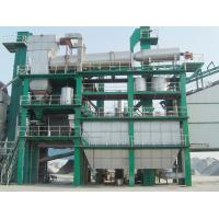 Quality Toledo 4 Point Pressure Sensor Asphalt Recycling Plant With 5000KG Storage Bin for sale