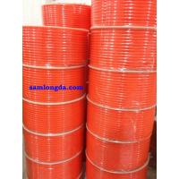 Quality Orange Compressed PU air hose, PU hose, spiral air hose, PU tube, OD4-16MM,Weze pneumatyczne for sale