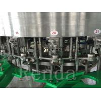 China CE Approval Glass Beer / Can Beer Filling Machine Bottle Filler Stainless Steel Material for sale