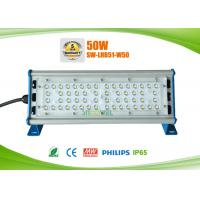 Quality Linear design IP65 50w LED warehouse rack lighting, CRI over 80Ra for sale