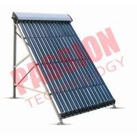 Quality 20 Tubes Heat Pipe Solar Collector For Split Tank OEM / ODM Available for sale