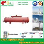 Quality Low Pressure Boiler Mud Drum CFB Boiler Spare Part ASTM Certification for sale