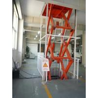 China Mobile Scissor Lift Table/Hydraulic Scissor lift Platform Manufacturers on sale