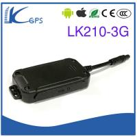 Quality GPS Real Time Tracker Car Motorcycle Electric Bike GSM GPRS Tracking Device 2G / 3GNetwork Support for sale