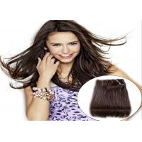 "Quality Dream Girl Long 26"" 28"" 30"" European Human Hair Straight Black Hair Extensions for sale"