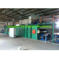 China Chemical Cross - Linked PE Foam Sheet Extrusion Line 6-8 Worker Required on sale