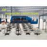 Buy cheap 4300mm Weaving Mesh Width New Double Rack Drive Gabion Box Machine, Hexagonal Mesh Machine from wholesalers