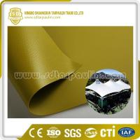 Buy cheap UV Resistant Mildew Resistant PVC Coating Fabric from wholesalers
