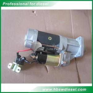 Buy Cummins 6BT5.9 / QSB diesel engine 38MT 24V 10T Motor starter 3965282 = 19026032 for excavator at wholesale prices
