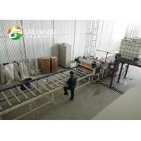 Double Sided Plasterboard PVC Film Aluminum Foil Extrusion Lamination Coating Machine