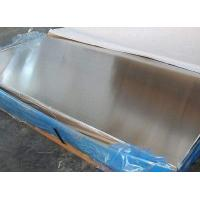 Quality Low Strength 5052 Aluminium Plate , Aluminum Alloy 5052 Good Cold Working Property for sale