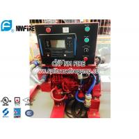 Quality UL Listed highly cost effective Fire Pump Diesel Engine With Small Housepower Used in for sale