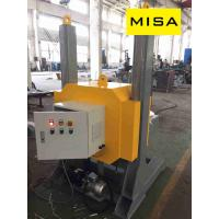 China Servo Motor Drive Cnc  Welding Positioning Equipment 3 Aixs L - Type With Chuck on sale